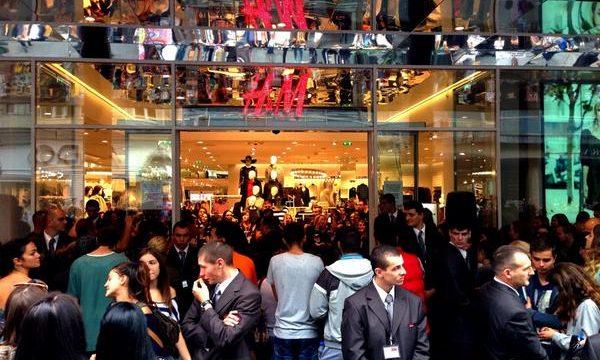 H&M Store Belgrade