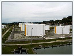 Zabok Oil Terminal