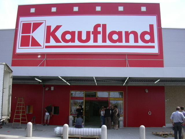 kaufland mall