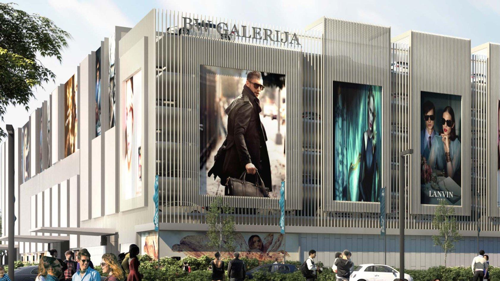 Bates Belgrade Waterfront Galerija Mall