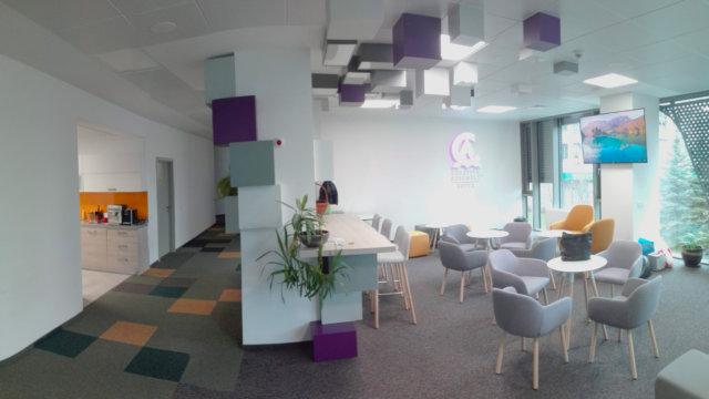 SEGA-CA office